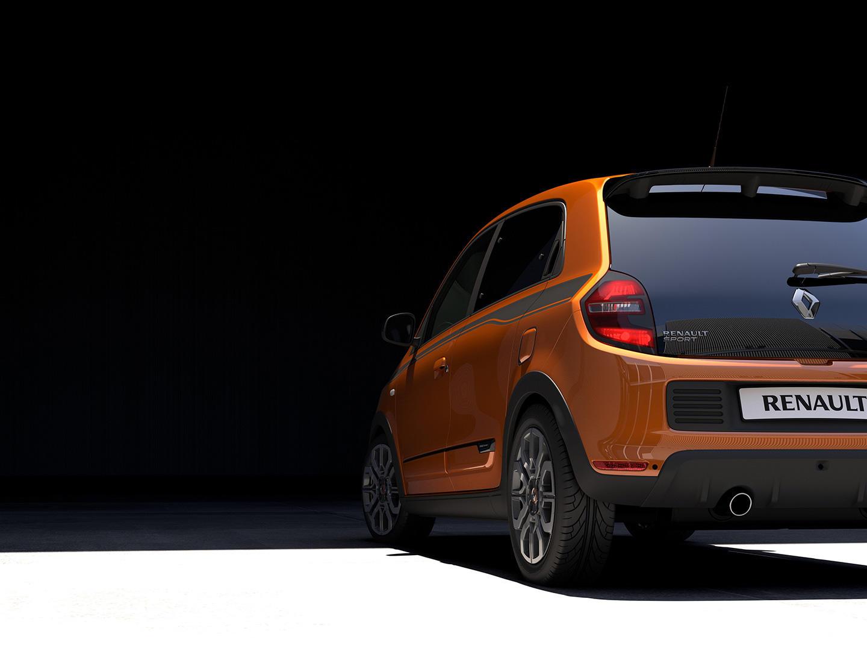Renault Twingo GT: 1.100 kg, propulsión trasera y 110 CV 5