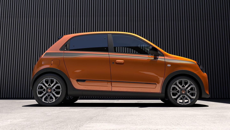 Renault Twingo GT: 1.100 kg, propulsión trasera y 110 CV 7