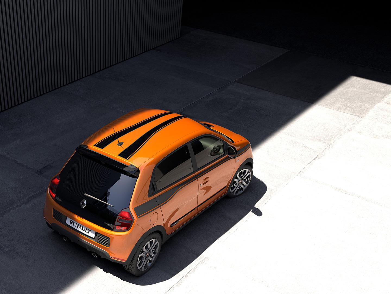 Renault Twingo GT: 1.100 kg, propulsión trasera y 110 CV 8