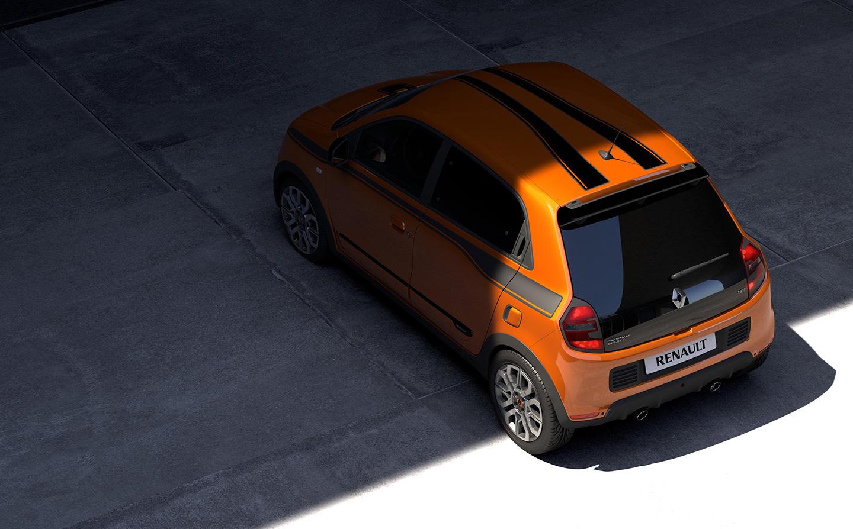 Renault Twingo GT: 1.100 kg, propulsión trasera y 110 CV 9