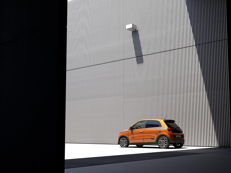 Renault Twingo GT: 1.100 kg, propulsión trasera y 110 CV 11