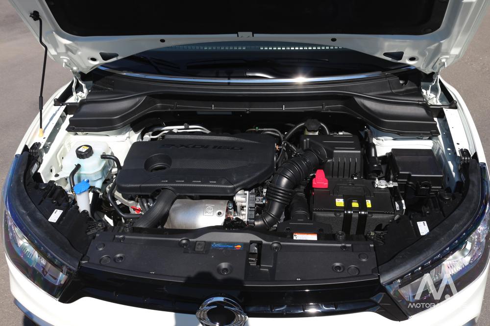 SsangYong XLV e-XDi160 115 CV Limited automático: Probamos el hermano pequeño del Rodius 63