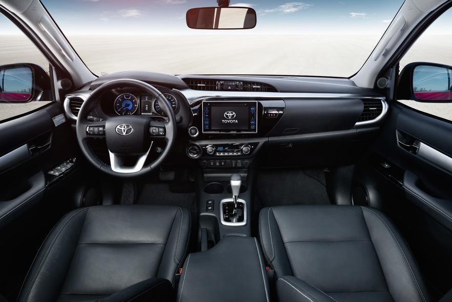 Toyota Hilux 2016: Llega la octava generación de la pick-up desde 27.742 euros 1