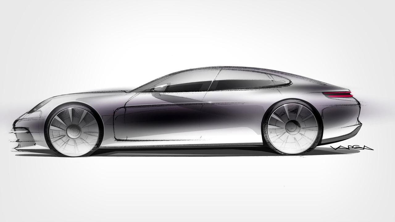 Vídeo: anticipo oficial del nuevo Porsche Panamera 1