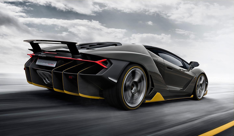 Vídeo: ¿Quieres saber cómo suena una de las 40 unidades del Lamborghini Centenario? 1