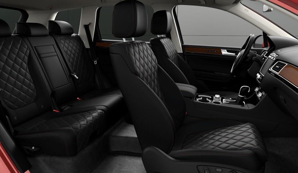 Volkswagen Touareg Executive Edition: Más equipamiento extra 6