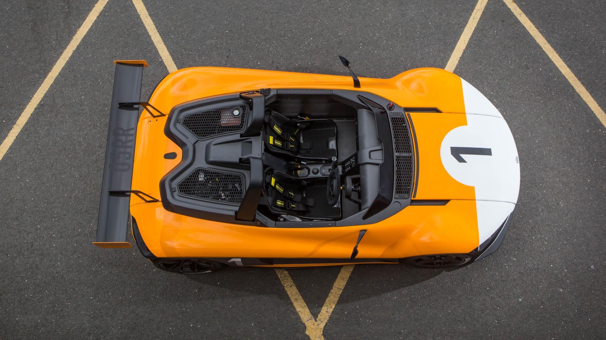 VUHL 05RR: Un deportivo mexicano con mejor relación peso/potencia que un Bugatti Veyron 10