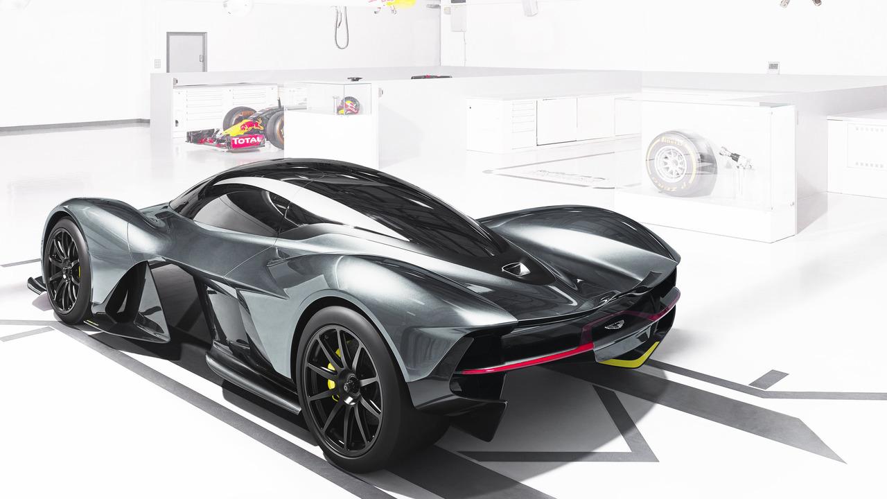 El Aston Martin AM-RB 001 debutará en Toronto, en guisa de prototipo... y con sorpresas