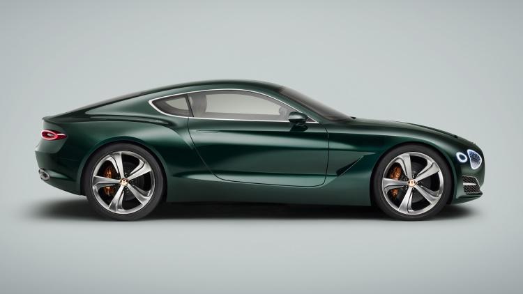 Bentley lanzará tanto el EXP 10 Speed 6 como el baby crossover 1