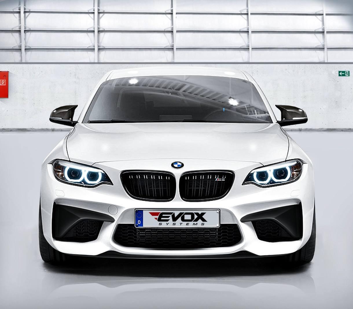 BMW M2 EVOX Alpha N-Performance: A la caza prestacional del M4 1