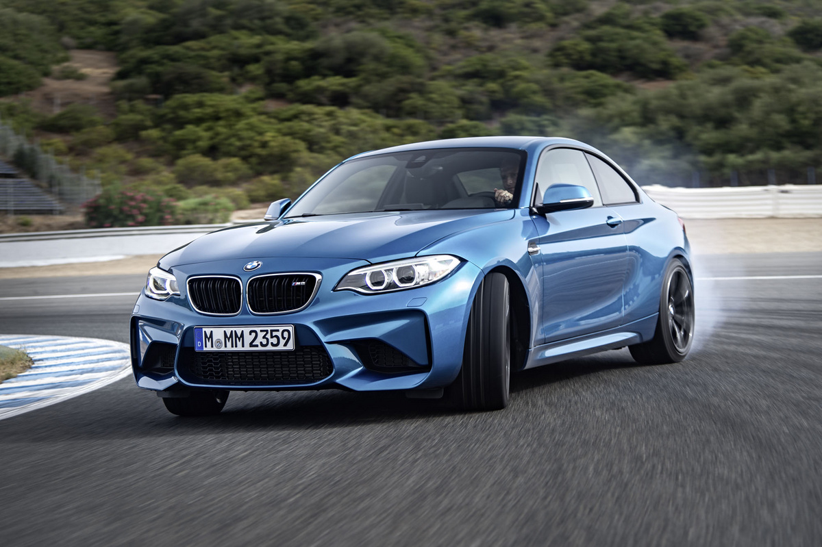 BMW apunta al debut del M2 CS para 2018, será tan radical como piensas