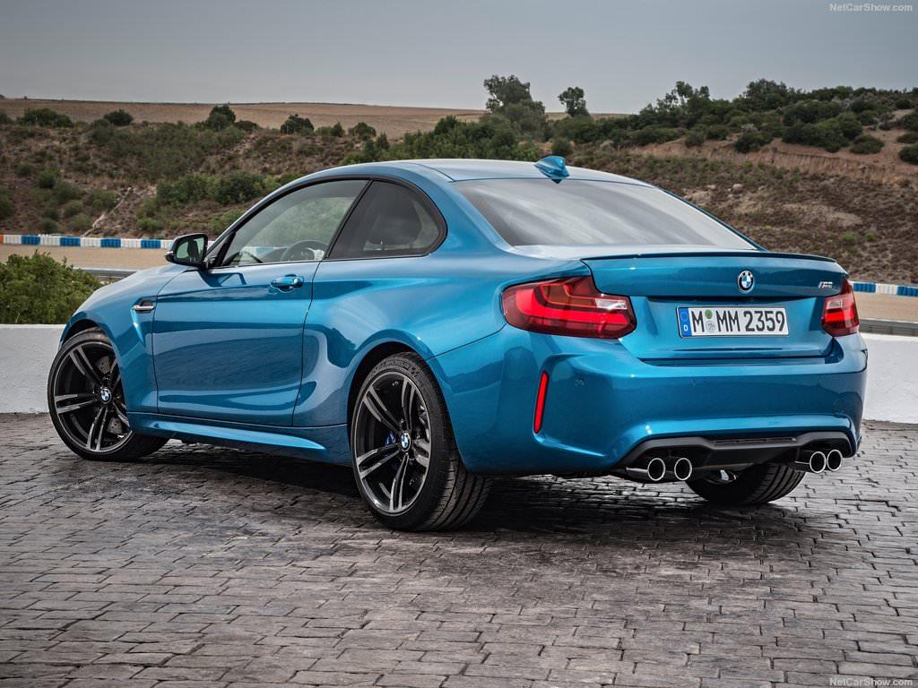 El BMW M2 GTS es un proyecto a corto plazo, ¿camino a 2017? 2