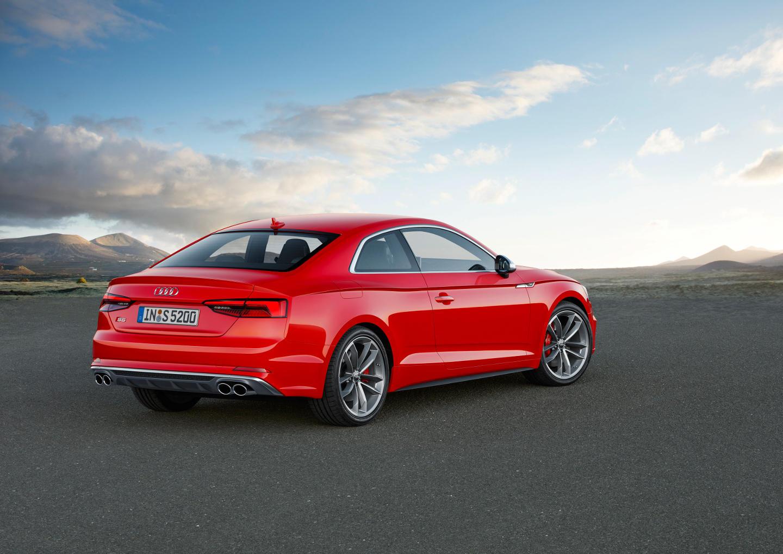 El nuevo Audi A5 y S5 Coupé llegan a España: Podrás optar a la gama desde 45.900 euros... 1
