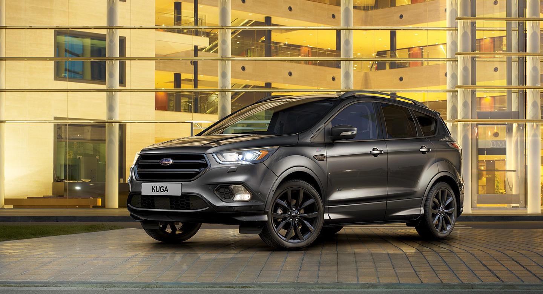 Ford Kuga ST-Line: El Kuga nos muestra su estética más deportiva 1