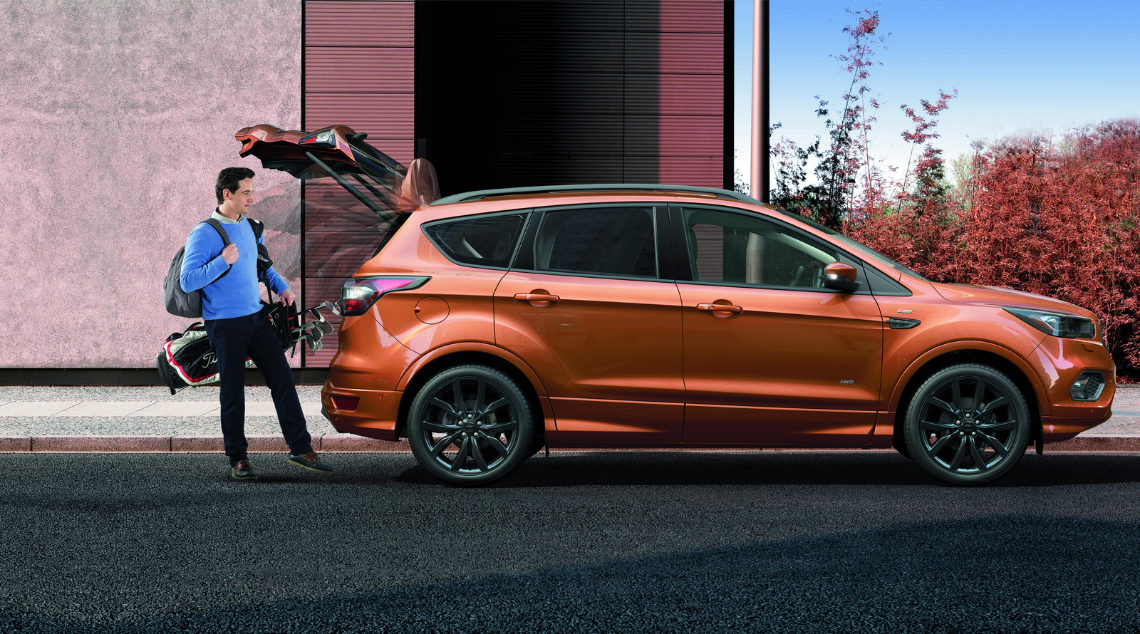 Ford Kuga ST-Line: El Kuga nos muestra su estética más deportiva 2