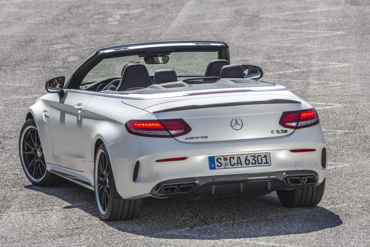 Llega el verano y con él, el Mercedes Clase C Cabrio: Desde 47.900 euros 2