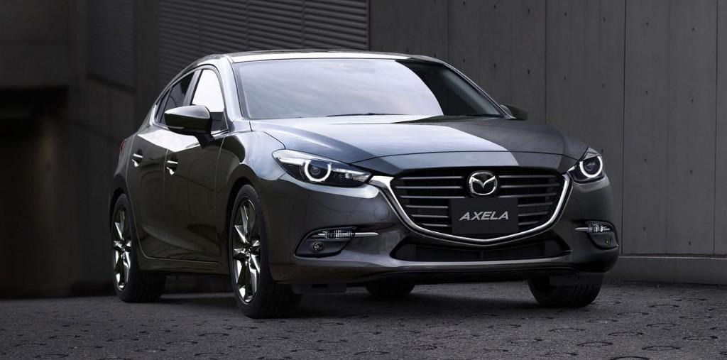 Mazda3 2017: Ahora con Skyactiv-Vehicle Dynamics, mayor control sobre el chasis 4