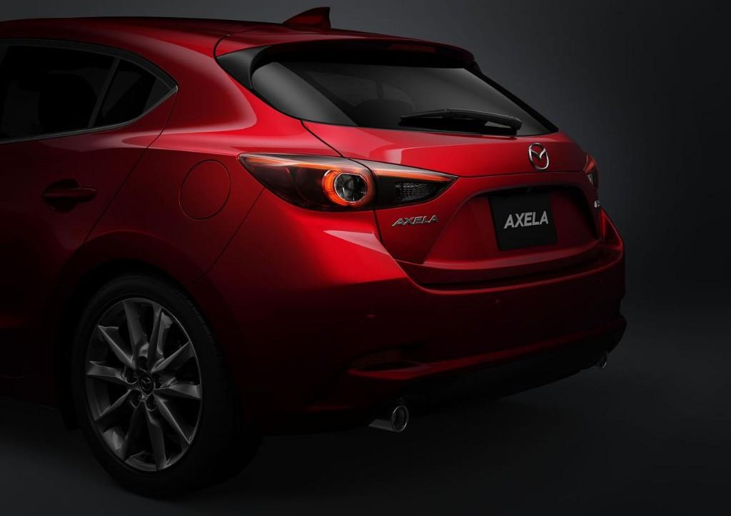 Mazda3 2017: Ahora con Skyactiv-Vehicle Dynamics, mayor control sobre el chasis 5
