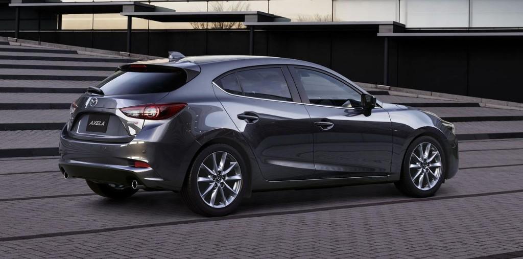 Mazda3 2017: Ahora con Skyactiv-Vehicle Dynamics, mayor control sobre el chasis 7