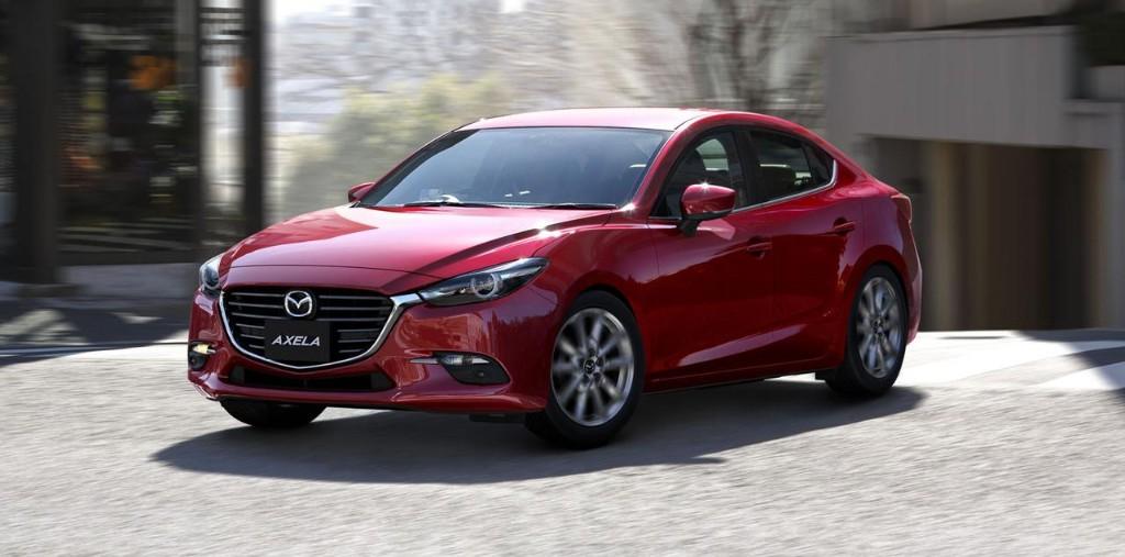 Mazda3 2017: Ahora con Skyactiv-Vehicle Dynamics, mayor control sobre el chasis 9