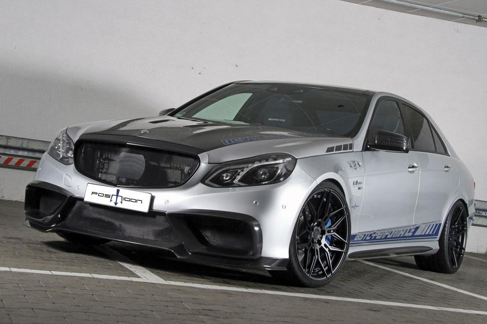Mercedes-AMG E63 Posaidon: Ahora más macarra y mucho más rápido con sus 1.020 CV 1