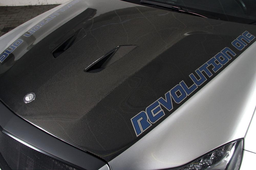 Mercedes-AMG E63 Posaidon: Ahora más macarra y mucho más rápido con sus 1.020 CV 2