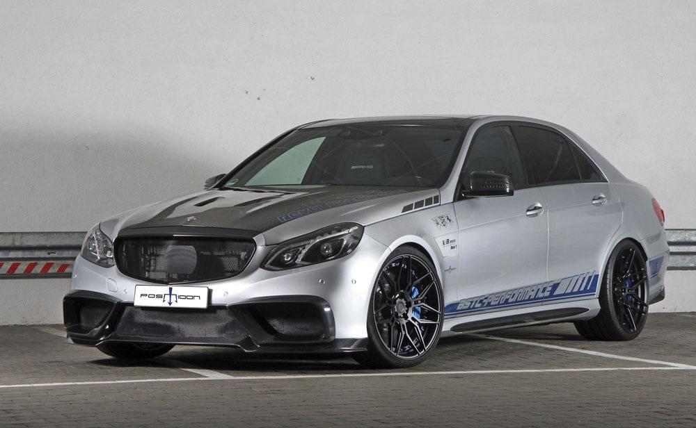 Mercedes-AMG E63 Posaidon: Ahora más macarra y mucho más rápido con sus 1.020 CV 3