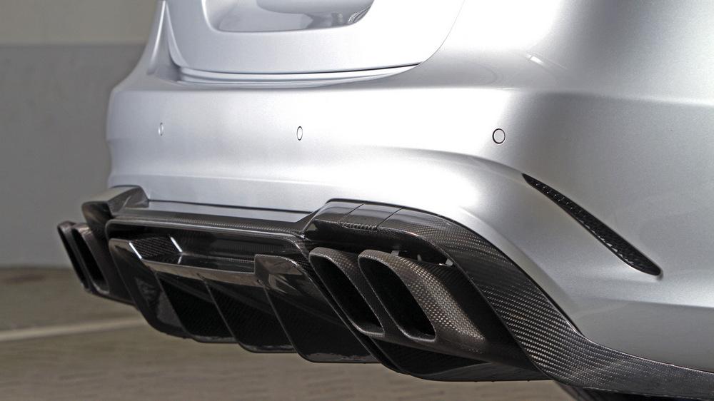 Mercedes-AMG E63 Posaidon: Ahora más macarra y mucho más rápido con sus 1.020 CV 8