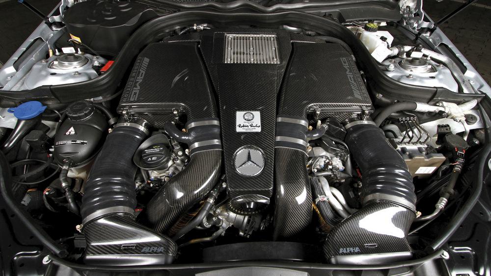 Mercedes-AMG E63 Posaidon: Ahora más macarra y mucho más rápido con sus 1.020 CV 10