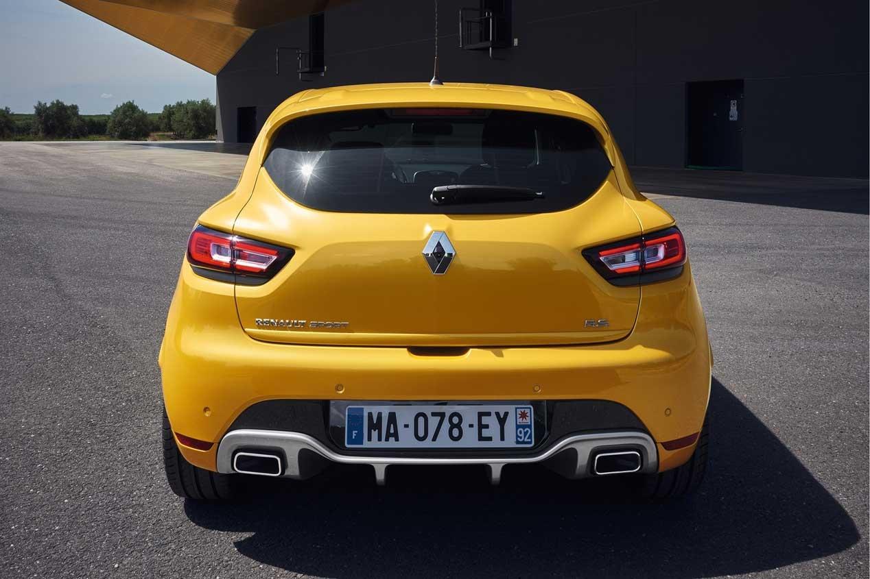 Renault Clio R.S. 2017: Ahora con Launch Control e iluminación R.S. Vision 2