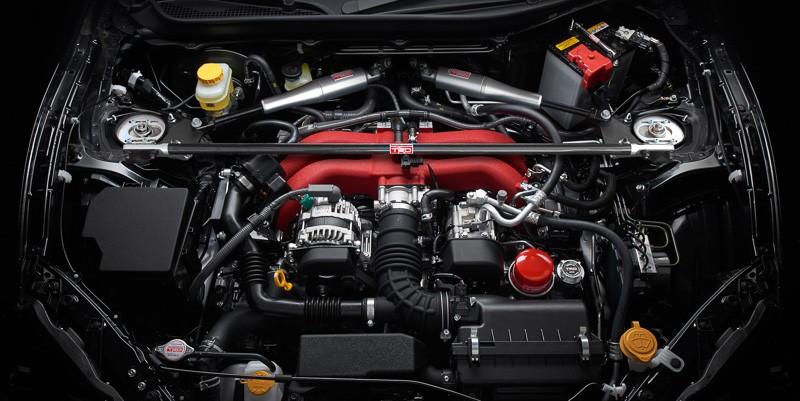 TRD Toyota GT86: El kit aerodinámico se actualiza con el lavado de cara 14