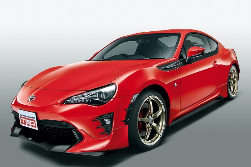 El nuevo Toyota GT 86 será más potente, premium y deportivo