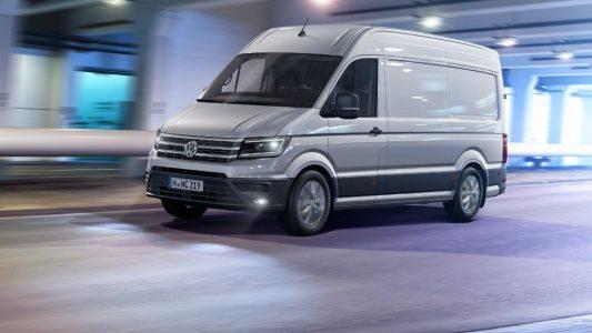 Volkswagen Crafter 2017: Así luce la nueva generación del comercial con tracción delantera