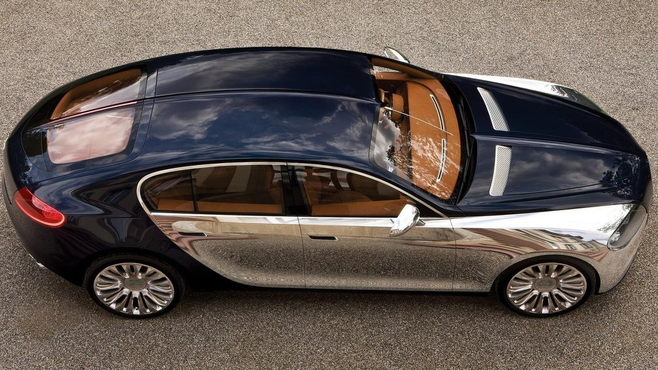 A vueltas con el Bugatti Galibier 2