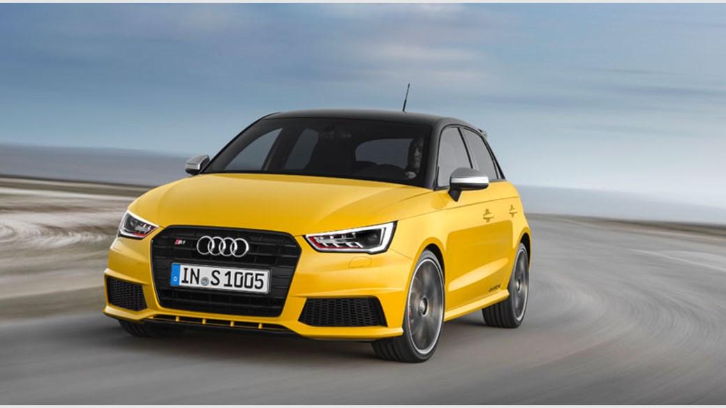 Ahora sí: Luz verde para el Audi RS1, 280 CV y tracción Quattro 1