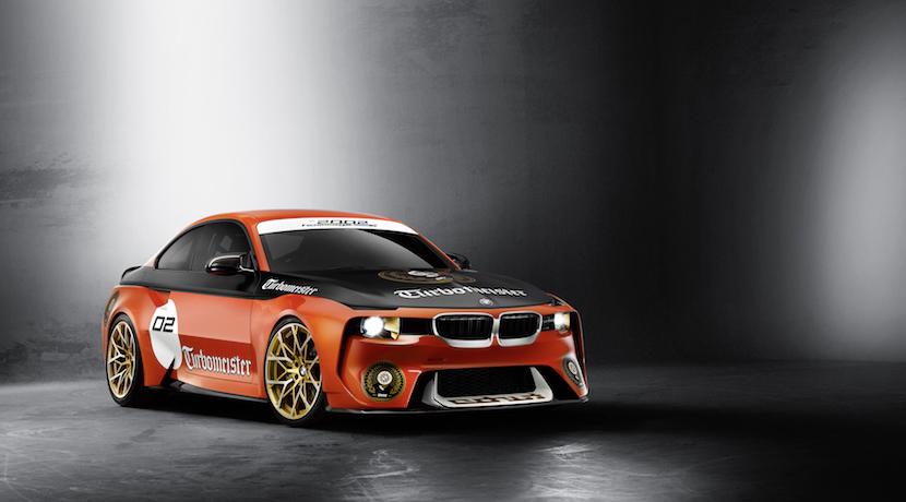 BMW 2002 Hommage Pebble Beach Concept: El prototipo da mucho de sí… 1