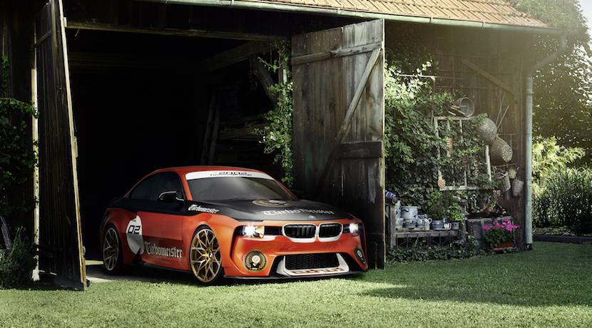 BMW 2002 Hommage Pebble Beach Concept: El prototipo da mucho de sí… 4
