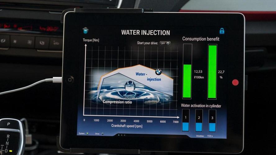 BMW aplicará el sistema de inyección de agua en cilindros en más modelos de la gama 1