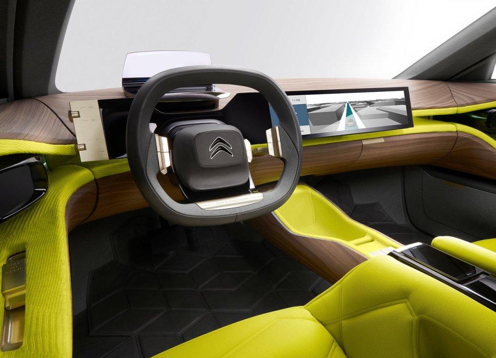 Citroën Cxperience Concept: La apuesta fuerte por el confort 12