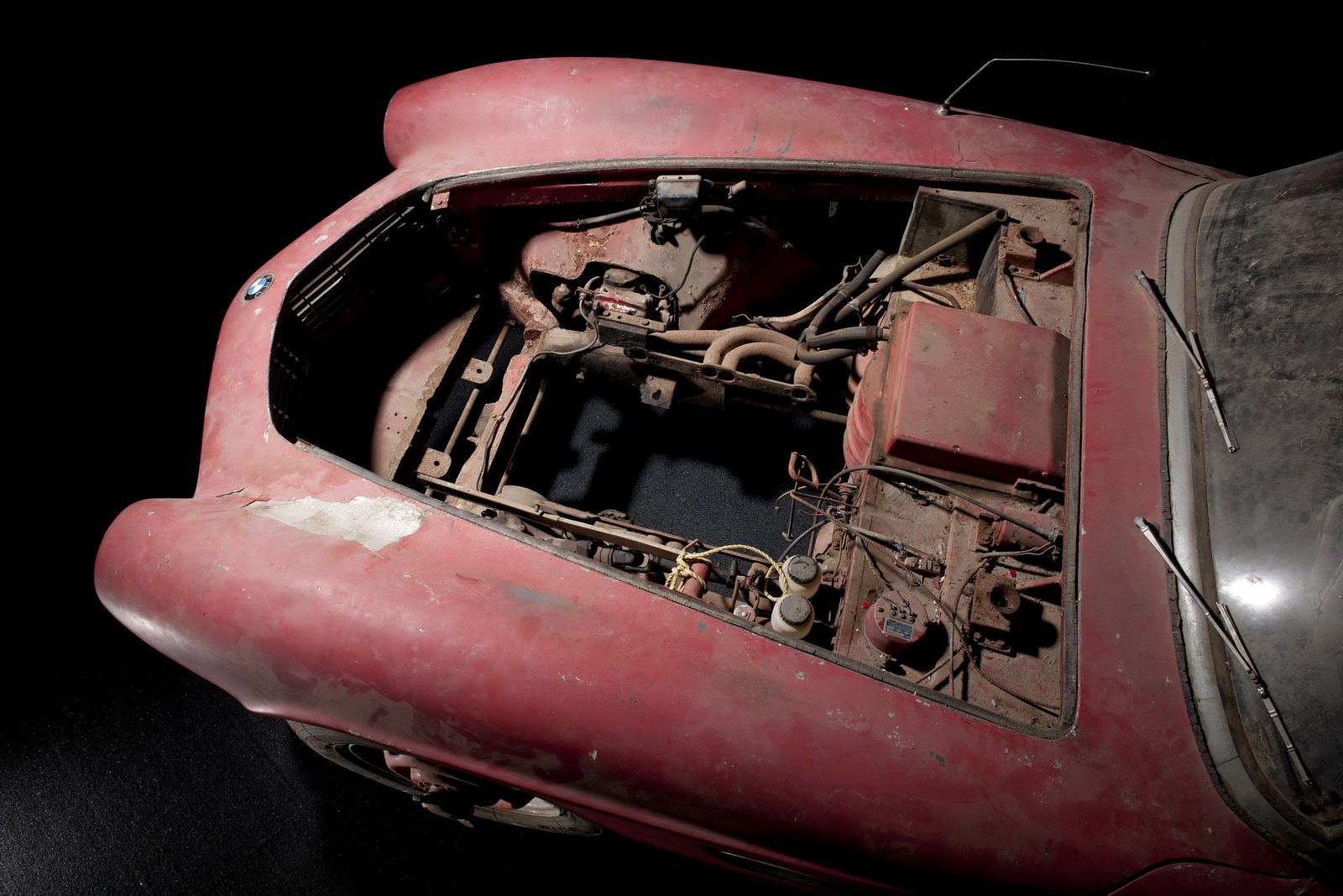 El BMW 507 Roadster de Elvis Presley vuelve a sus días de gloria en Pebble Beach 6