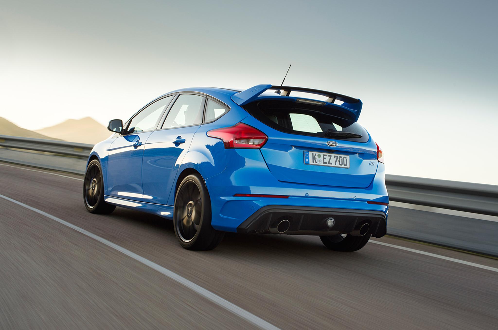 El kit Mountune para el Ford Focus RS le saca potencia manteniendo la garantía 1
