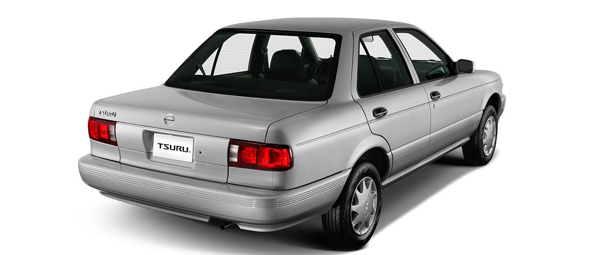 El Nissan Tsuru dirá adiós tras 25 años en el mercado: ¡Ya era hora! 1