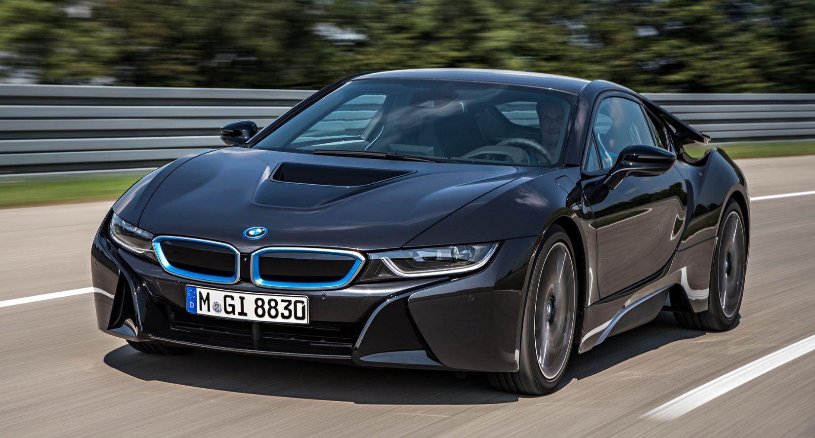 Más cerca del BMW i8 Spyder, podríamos verlo en Ginebra