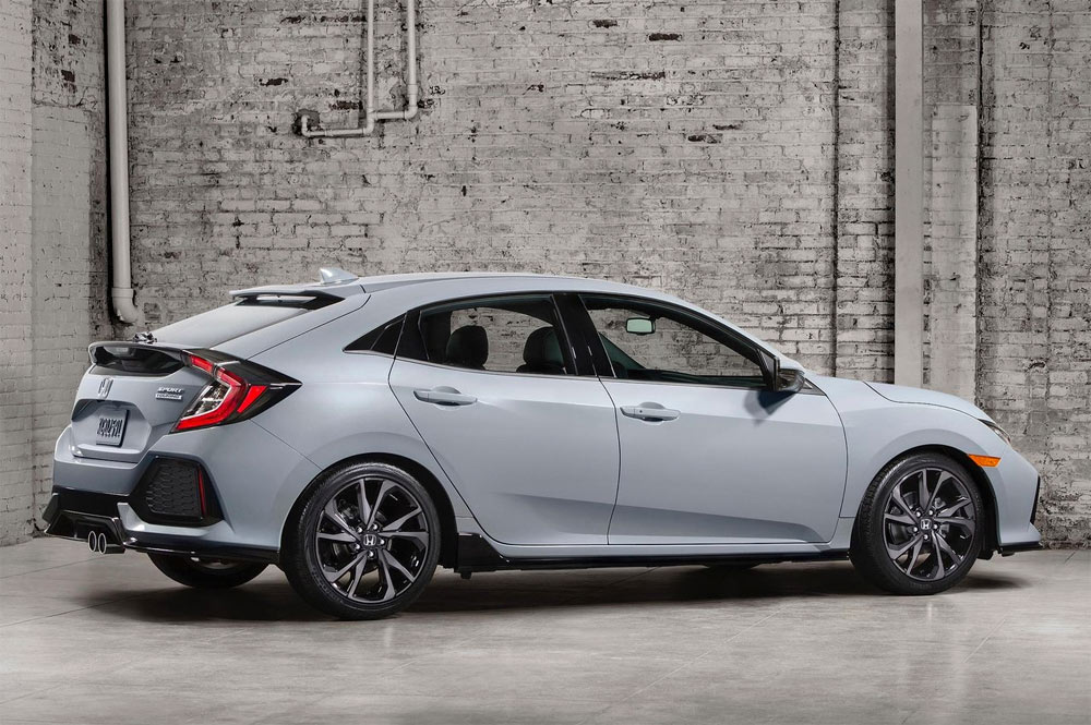 Honda CIvic 5 puertas: Así es la nueva generación del exitoso modelo compacto 2