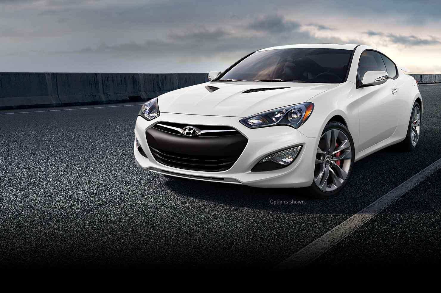 Hyundai pondrá fin a la vida del Genesis Coupé este mismo año 2