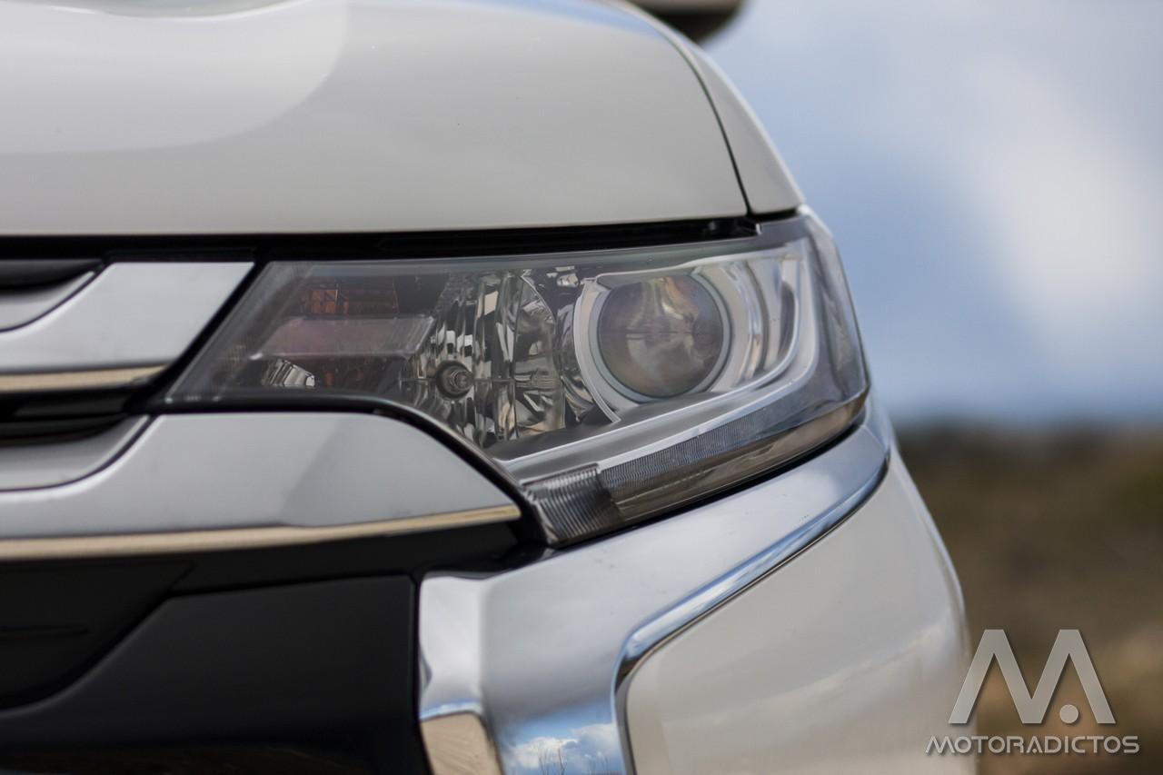 Prueba: Mitsubishi Outlander 220 DI-D 150 CV 2WD (diseño, habitáculo, mecánica) 7