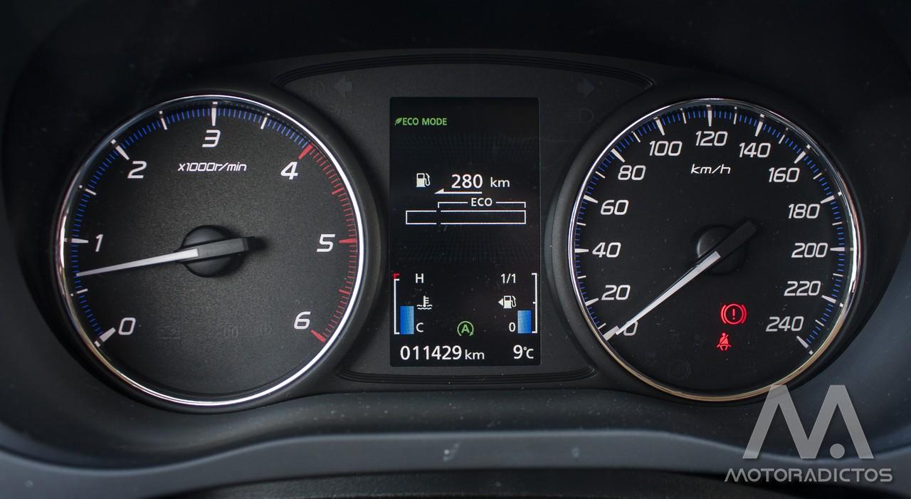 Prueba: Mitsubishi Outlander 220 DI-D 150 CV 2WD (diseño, habitáculo, mecánica) 25