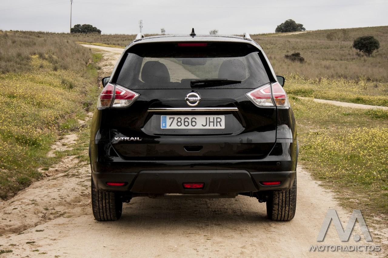 Prueba: Nissan X-Trail DIG-T 163 CV 4x2 Tekna (diseño, habitáculo, mecánica) 5