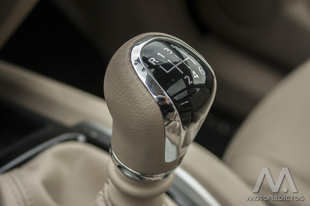 Prueba: Nissan X-Trail DIG-T 163 CV 4x2 Tekna (diseño, habitáculo, mecánica) 29