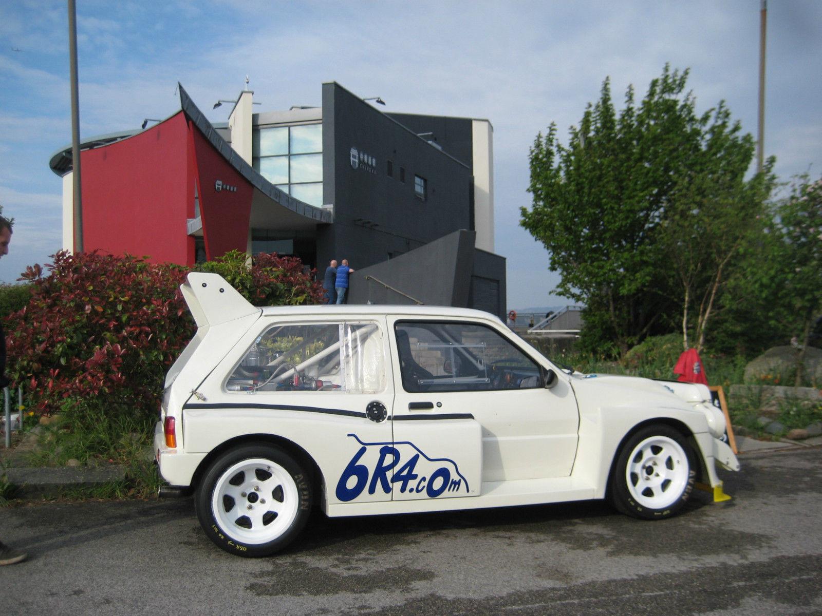 ¿Quieres el MG Metro 6R4 de Colin McRae? Prepara más de 400.000 euros... 1